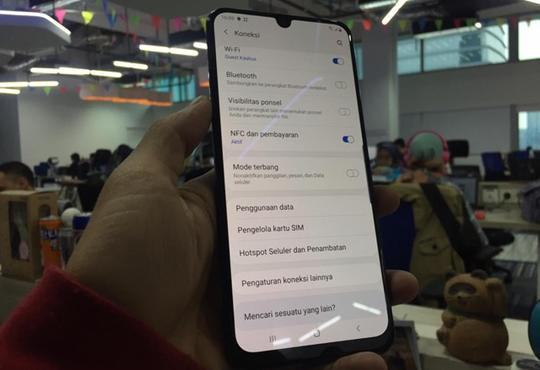 Gokil, Samsung Galaxy A50s Punya Super Steady Camera, NFC, dan AI Game booster!