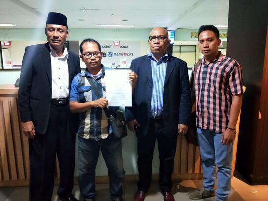 Anak Sopir Wapres ke-3 RI Tuntut Bos Alexis Soal Perampasan Tanah