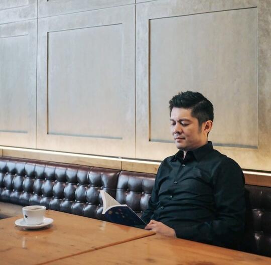 Uda Ivan, Pegiat Bahasa Indonesia yang Membuat Millenial Bangga Berbahasa Nasional