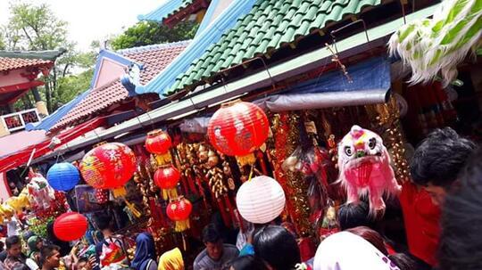 Wisata Kampung Cina Di Kota Wisata Cibubur Kaskus