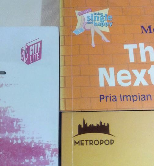 Chicklit, Metropop, City Lite. Genre Buku Buat Jomlo yang Cuek Sama Statusnya