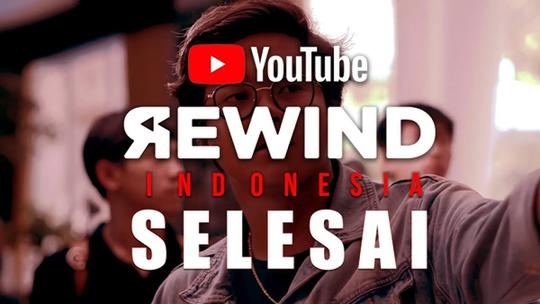 8 Tren yang Cocok Buat Bahan YouTube Rewind Indonesia (YTR-ID) 2019