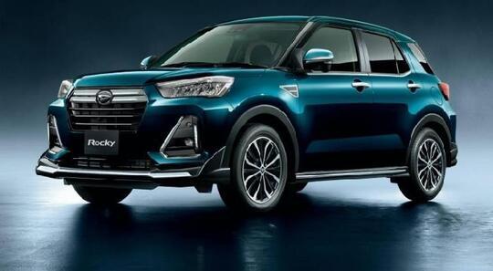 Toyota Raize dan Daihatsu Rocky Baru Diluncurkan, Ini Fakta – faktanya Gan!