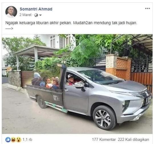Viral! 13 Foto Gokil Hasil Editan Bapak Tua ini Bikin Tertawa Terpingkal-pingkal!
