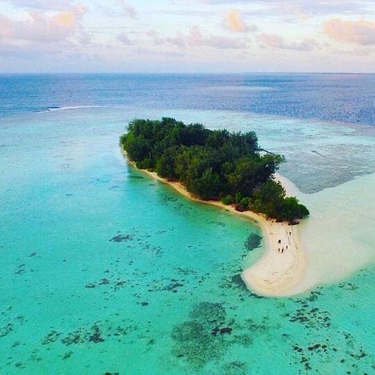 Romantisnya Tempat Honeymoon Ini Ada Di Indonesia Lho! Tidak Perlu Keluar Negeri!