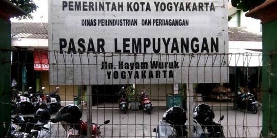 Ridwan Kamil Mana? Rasanya kok 'Mustahil' Di Indonesia Ada Pasar Seperti Ini