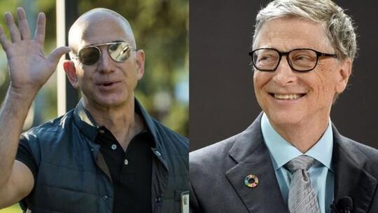 Jeff Bezos Tersingkir dari Posisi Orang Paling Kaya di Dunia. Kalah sama siapa?