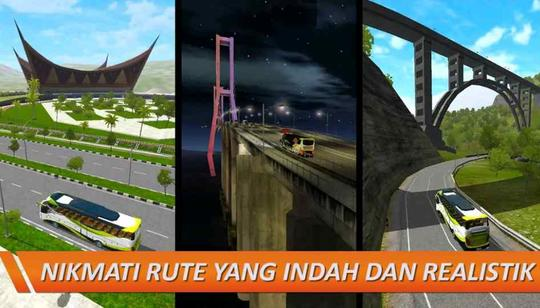 Game Bus Simulator Indonesia Bussid Mod Unlimited Money Download Di Android Kaskus
