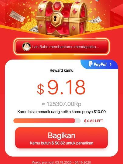Game Android Penghasil Uang Paypal : Hati Hati 6 Aplikasi ...