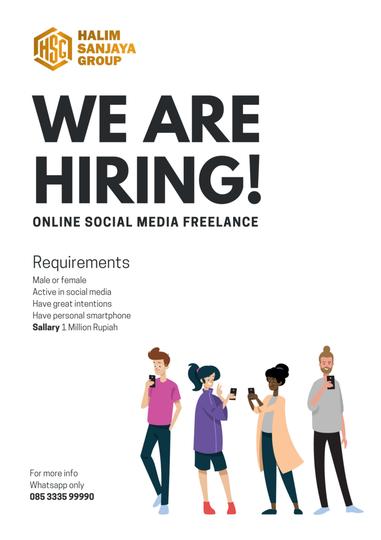 Lowongan Kerja Freelance Kaskus
