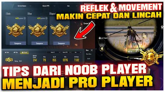 Cara Jadi Pro Player Pubg Mobile Terbaru Tips And Tricks Latihan Pro Player Pubg Kaskus
