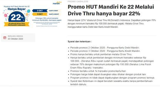 Promo Drive Thru Mcd Bikin Macet Parah Jalan Ciater Serpong Hingga 3 Km Kaskus