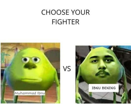Muhammad Ibnu, Viral di Internet karena Sebuah Meme | KASKUS