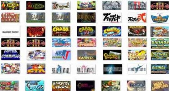 Terjual Dvd Iso Game Ps1 Psx Collection Rare Games Kaskus