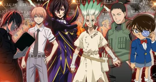 karakter-anime-terjenius
