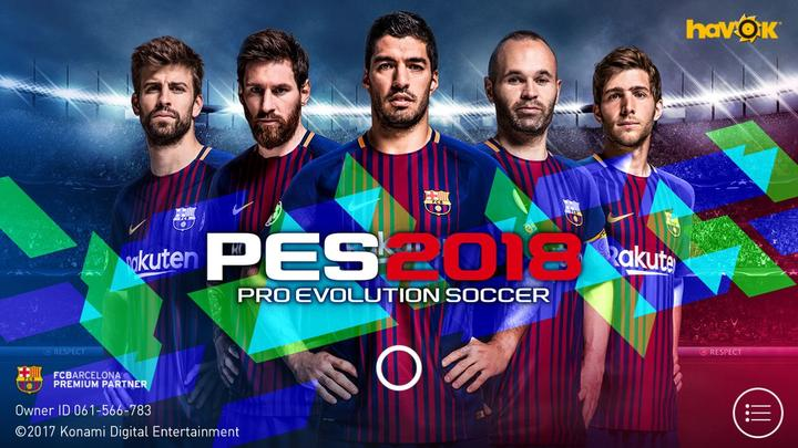 Daftar Manager PES 2018 Mobile | KASKUS