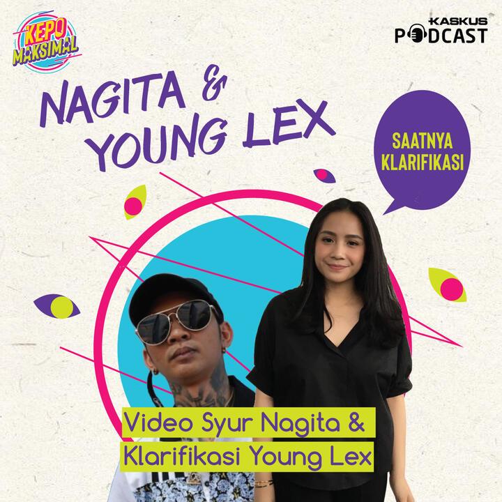 Video Syur Nagita dan Klarifikasi Younglex