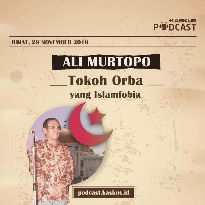 Ali Murtopo : Tokoh Orba yang Islamfobia