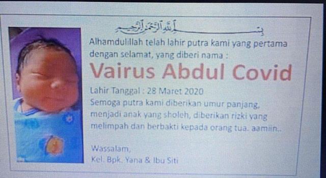 5 Peristiwa Unik yang Terjadi di Indonesia Akibat Wabah Covid-19