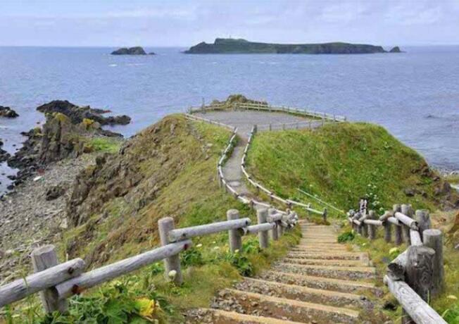 Pulau Rebun, Alam Surga Dari Jepang!