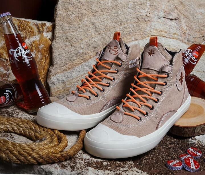 Sepatu Lokal Gaib, Orang Awam Jangan Berharap Punya
