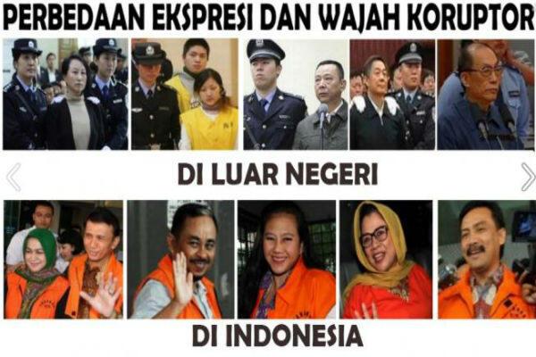 Koruptor Belum Pernah Dihukum Mati Di Indonesia, Ini Alasannya!